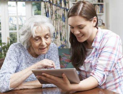 Trabajamos en una propuesta para capacitar adultos mayores